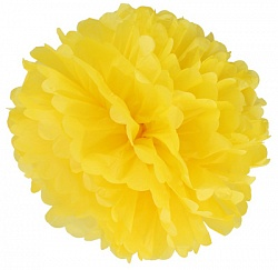 Помпон Желтый (16»/41 см)