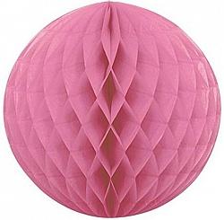 Шар бумажный Розовый (12»/30 см)