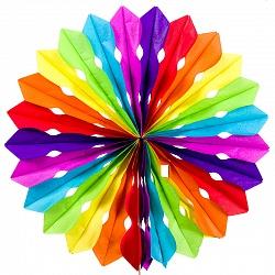 Диск Разноцветный (12»/30 см)