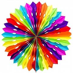Диск Разноцветный (16»/41 см)