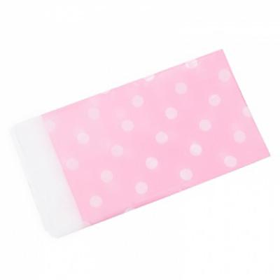Скатерть «Розовые точки»180*180см