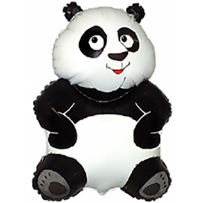 Шар (33»/84 см) Фигура, Большая панда