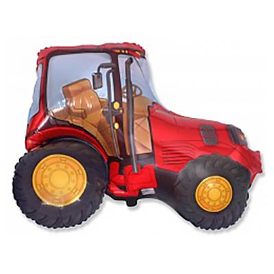 Трактор Красный, (38″/97 см)
