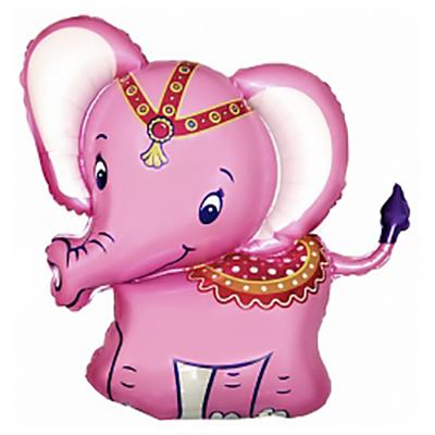 Слоненок Розовый (38″/97 см)