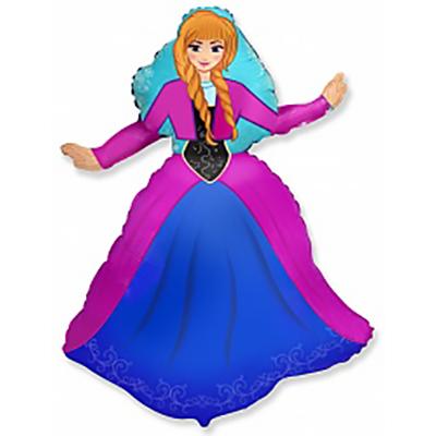 Шар Принцесса Алексия (39»/99 см)