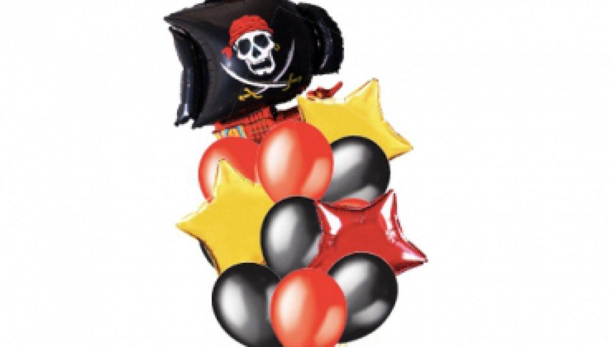 Букет Пират / 14 шт.