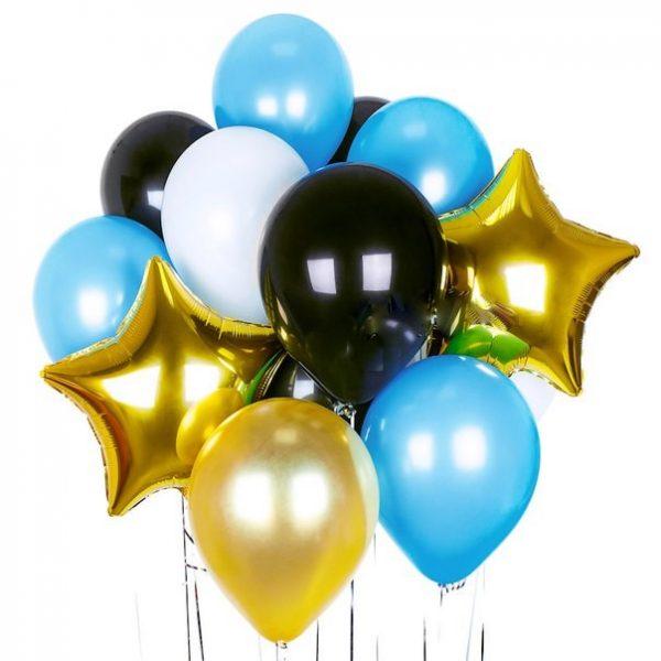 Сет на день рождения №3, 17 шт.