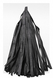 Гирлянда Тассел, Черная, 3 м, 12 Кисточек
