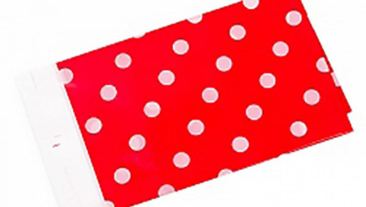 Скатерть «Красные точки»180*180см