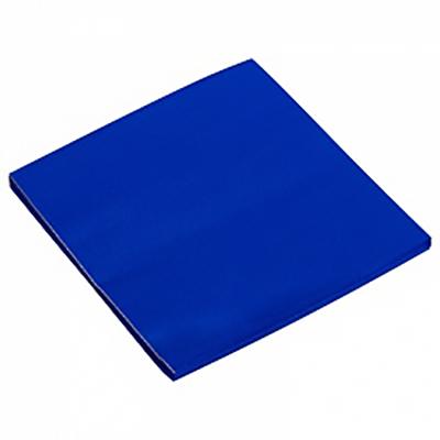 Салфетки однотонные, синий, 32х32см, 20шт