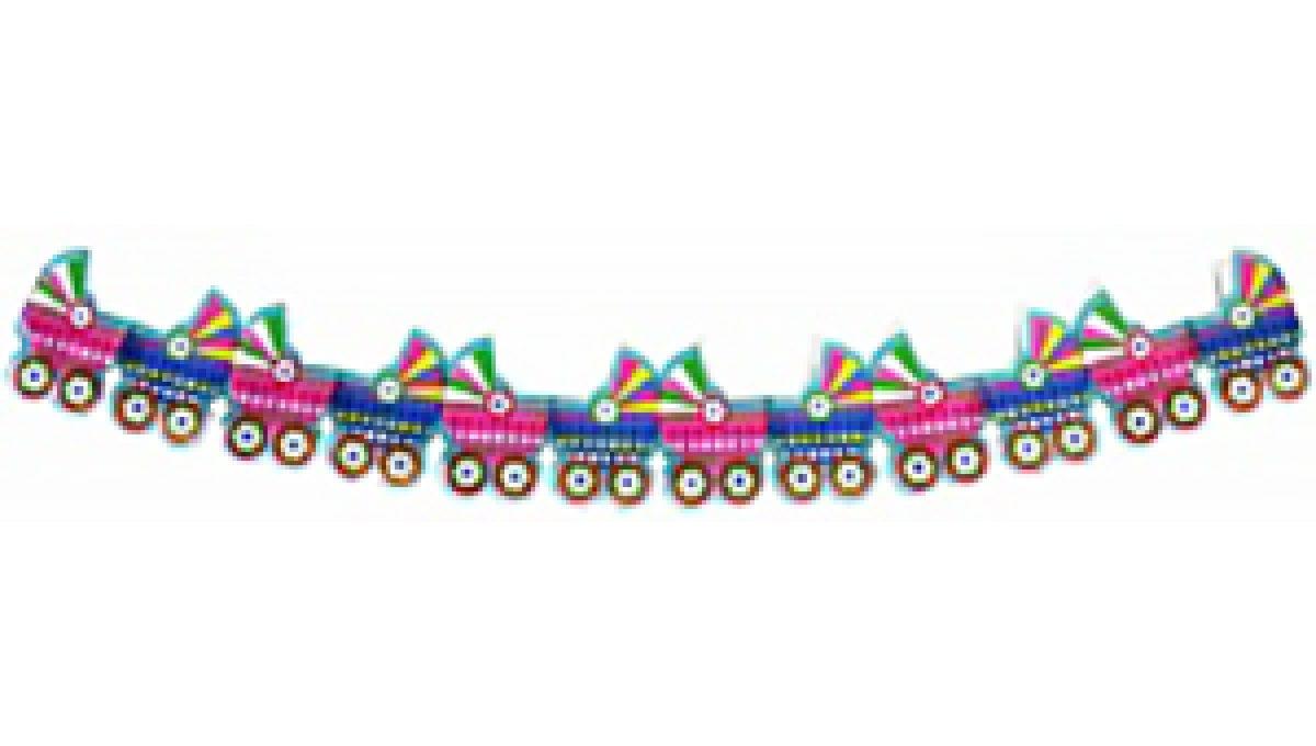Гирлянда Детские коляски 3,5м