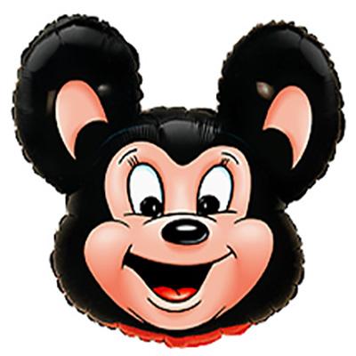 Шар (30»/76 см) Фигура, Могучая мышь