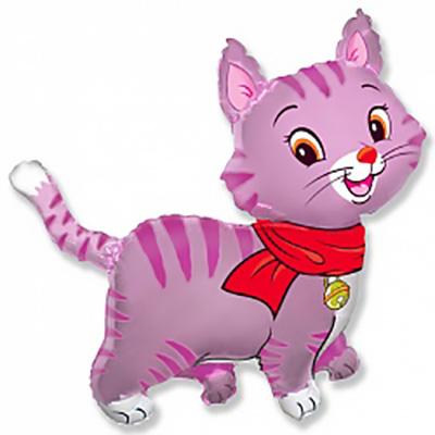Шар Любимый котенок, Фуше (32»/81 см)