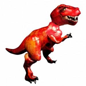 Ходячая фигура, Тираннозавр Рэкс