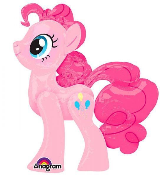 Ходячая фигура, Маленькая Пони