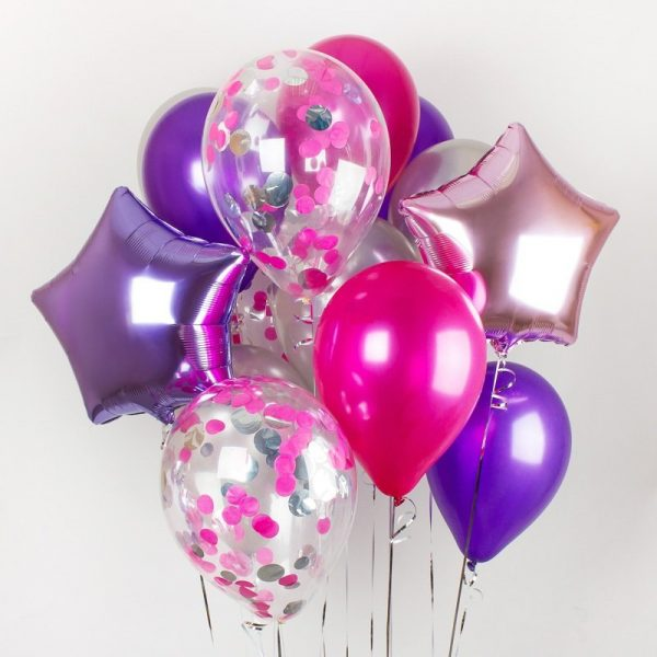 Сет на день рождения №2, 20 шт.