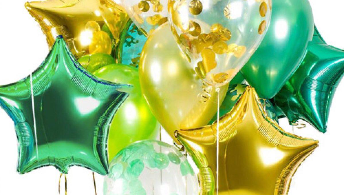 Сет на день рождения №4, 17 шт.